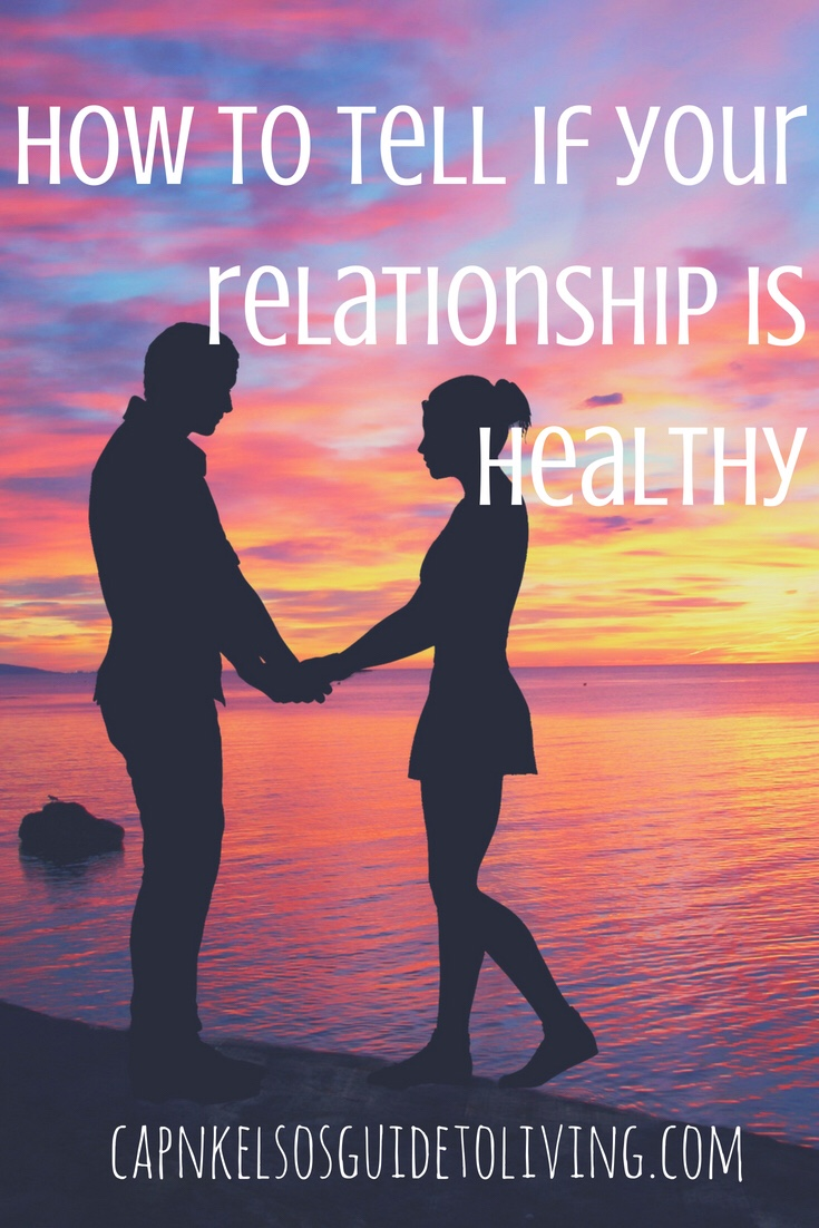 How to know if your relationship is healthy